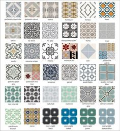 Tile Decals - Tiles for Kitchen/Bathroom Back splash - Floor decals - Vinyl Tile Sticker SAMPLES - Starting from plus shipping Wallpaper Floor, Wallpaper Samples, Kitchen Buffet, Kitchen Decor, Kitchen Design, Tile Decals, Vinyl Tiles, Adhesive Tiles, Wallpaper Please