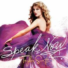 This is the album that is constantly playing in my car. My current favorite song is Speak Now.