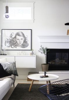 my living room by AMM blog