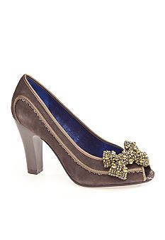 Poetic Licence Sweet Charity Pump #belk #shoes #bows
