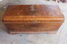 Old Cedar Chest Makeover