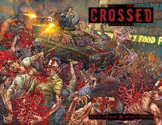 Crossed Badlands #24