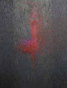 """Ballet Art Print """"Fire-bird"""" - contemporary - artwork - other metro - PysarArt"""