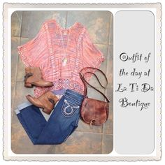#ootd #outfitoftheday #democracy poncho #bigstar rolled straight legs #OTBT #offthebeatentrack boots #bedstu handbag #Juliodesigns necklace find it all at #latidaboutique where we are #readyforspring