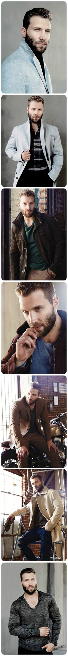 Jai Courtney for DuJour Magazine