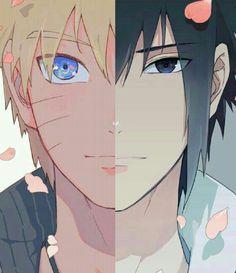 Naruto & Sasuke _ Deux frères de coeur