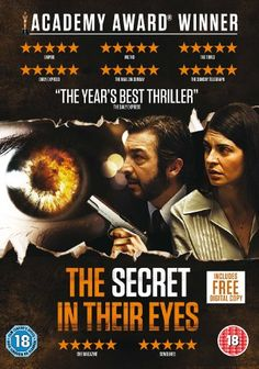 The Secret in their Eyes (2009). Benjamin Esposito has spent his entire working life as a criminal court employee. Recently retired and with time on his hands, he decides to write a novel. He does not decide to make up a story. There is no need. He can draw on his own past as a civil servant for a true, moving and tragic story in which he was once very directly involved. In 1974, his court was assigned an investigation into the rape and murder of a beautiful young woman.