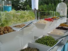 Salad Bar Station
