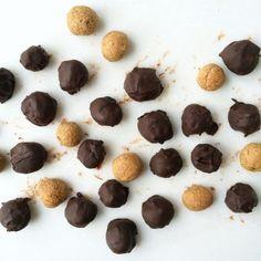 Gezonde variant | (chocolade) Pepernoten – Feelgoodbyfood