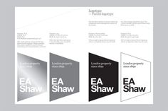 EA Shaw. New identity for a trusted name – dn&co.