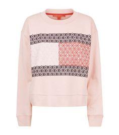 063eb0d57401f TOMMY HILFIGER Daisy Flag Sweater.  tommyhilfiger  cloth