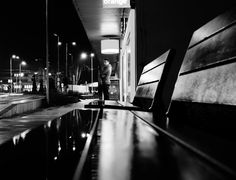 Street by Soty Soták on Black And White, Street, Photos, Pictures, Black N White, Black White, Walkway