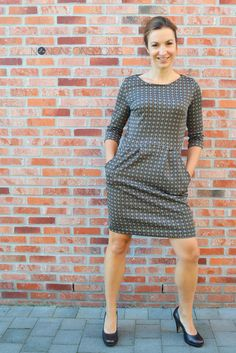 Dress to impress: Lora jurk Make Do And Mend, How To Make, Make Your Own Clothes, African Dress, Couture, Sewing Crafts, Sewing Ideas, My Wardrobe, Dress Making