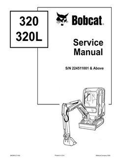 pdf caterpillar c6.6 diesel engine service shop manual (s
