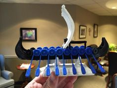Nchs robovikes ROCK! Check out the coolness created by their 3D printer!