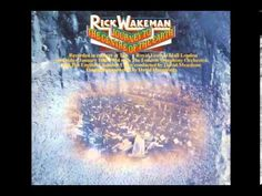 Rick Wakeman - Journey to the Centre of the Earth [Full Album] 1974 -- recorded in concert at The Royal Festival Hall London on Friday, January 1974 with The London Symphony Orchestra and The English Chamber Choir conducted by David Measham 70s Music, Music Icon, Music Love, Rock Music, Music Albums, Music Songs, Rick Wakeman, London Symphony Orchestra, Full Show