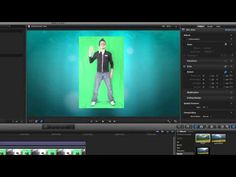 Final Cut Pro X Chroma Key Green Screen