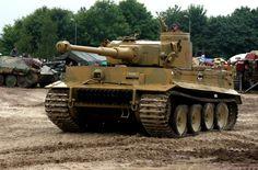 ausf E Tiger I - Tankfest - 25 June 2006