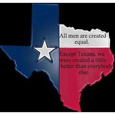 Texans :)