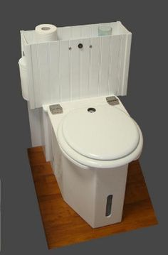 C-Head portable composting toilets..totally getting one of these!! No chemicals, no water, no odor