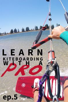 Learn Kiteboarding with a Western Australia, Outdoor Power Equipment, Learning, Travel, Viajes, Studying, Destinations, Teaching, Traveling