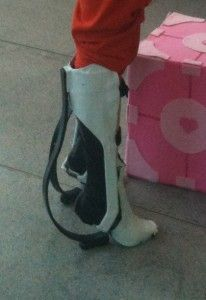 Chell's Boots...Need these!