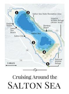 The Salton Sea California Great Outdoors Pinterest Abandoned