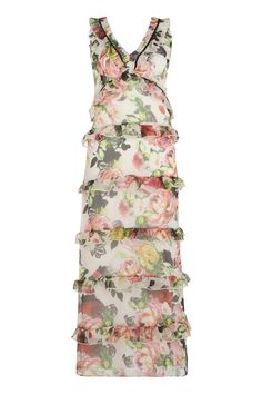 Floral dress, River Island. Wedding guest dresses from the UK high street. #wedding #guest