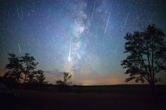 Perseid meteor shower 2013 from China Photo by Steed Yu — National Geographic Your Shot Perseid Meteor Shower, The Final Frontier, Shot Photo, Sky Art, National Geographic Photos, Your Shot, Amazing Photography, Northern Lights, Shots