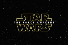 """Star Wars: The Force Awakens"" - J.J. Abrams and Lucasfilm's title for Episode VII."