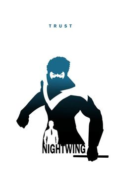 Teen Titans Silhouetteshttps://www.facebook.com/SteveGarciaArt