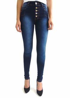 Calça Jeans feminina Biotipo Hot Pants extra