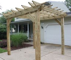country cottage interiors Even though age-old with concept, the particular pergola continues to be Pergola Ideas For Patio, Rustic Pergola, Curved Pergola, Building A Pergola, Pergola Canopy, Pergola Swing, Pergola Attached To House, Deck With Pergola, Cheap Pergola