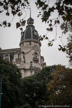 Un paseo en fotos por la Avenida de Mayo, otro rincón de Buenos Aires