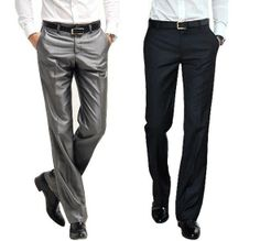 2014 Formal Wedding Business Suits Blazer Straight Dress Pants Men Fashion Slim Fit Casual Brand Trousers H0284