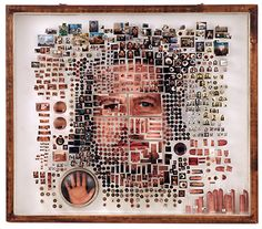 Biographical DNA art by Michael Mapes http://www.lostateminor.com/2012/04/19/biographical-dna-art-by-michael-mapes/