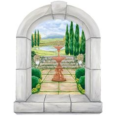 Tuscan Window  Regularly Priced $49.99   Sale Price: $9.99   YOU SAVE $40  Product Code: 19780