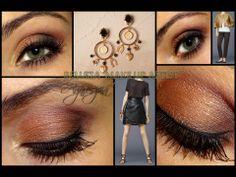 Gold Make Up https://www.facebook.com/bellezamakeupandbeautyshop?fref=ts