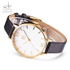 Fashion Casual Luxury Woman Quartz Leather Watches  Price: 23.10 & FREE Shipping  #shopping