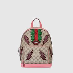 Gucci Beaded Sky GG Supreme backpack