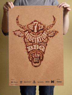 GDC/BC BBQ Poster — Stu Ross - Art Director + Communications Designer