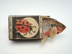 """mano k., art box nr 161, 09.june 2012, """"metamorphose"""""""