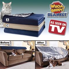 Helps Keep Pets Off Furniture By Mimicking Aluminum Foilu0027s Rough Crinkle  Sounds And Reflective Appearance To