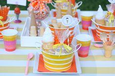 Host a Blue Bunny Ice Cream Social Party! + #FREE PRINTABLES!