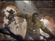 Avengers: Age of Ultron trailer 3. : SFcrowsnest