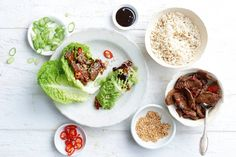 Heel populair in Korea en nu ook in Nederland: rundvlees in een marinade van ketjap en rode peper. - recept - Allerhande