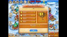 Farm Frenzy 3 Ice Age (level 74) only GOLD Веселая ферма 3 Ледниковый период (уровень 74) Золото
