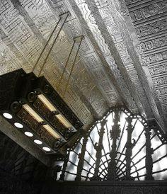 San Francisco Art Deco Interior