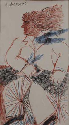 pinkpagodastudio: The Art of Alecos Fassianos