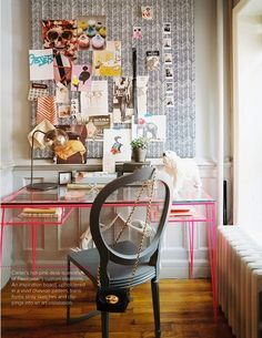 Love this desk!